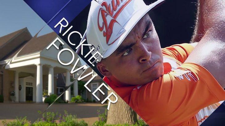 rickie fowler リッキー ファウラー highlights round 3 pga