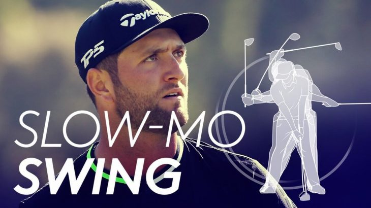 Jon Rahm(ジョン・ラーム)選手のスイング|全てスローモーション映像でお届け|European Tour 公式チャンネル