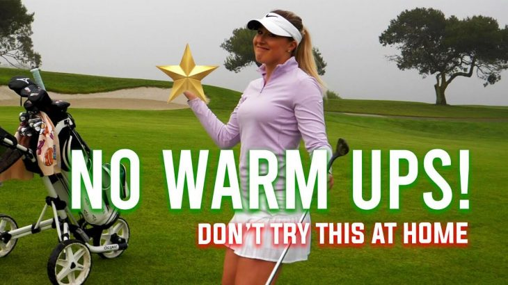RUSHING TO TORREY PINES WITH ZERO PRACTICE SWINGS! + NEW GUEST DOC ALAN