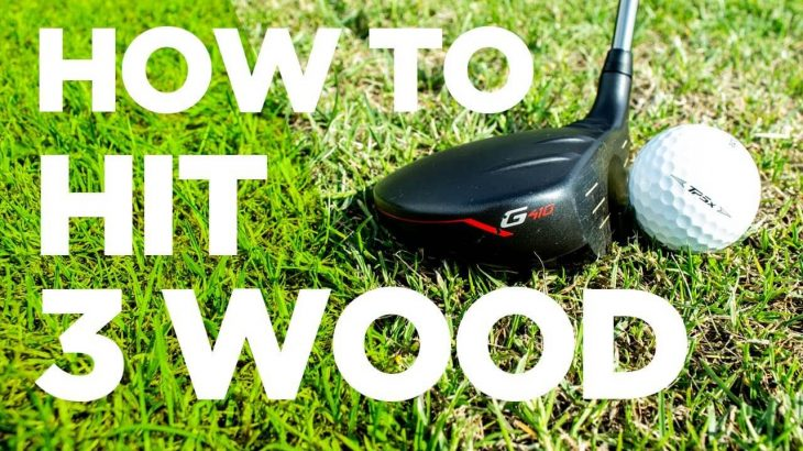 HOW TO HIT YOUR 3 WOOD CONSISTENTLY|AliTaylorGolf