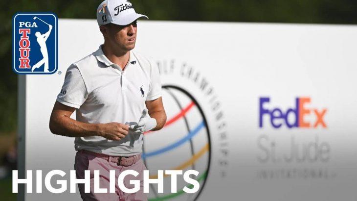 Justin Thomas(ジャスティン・トーマス) Winning Highlights|WGC–FedEx St. Jude 2020