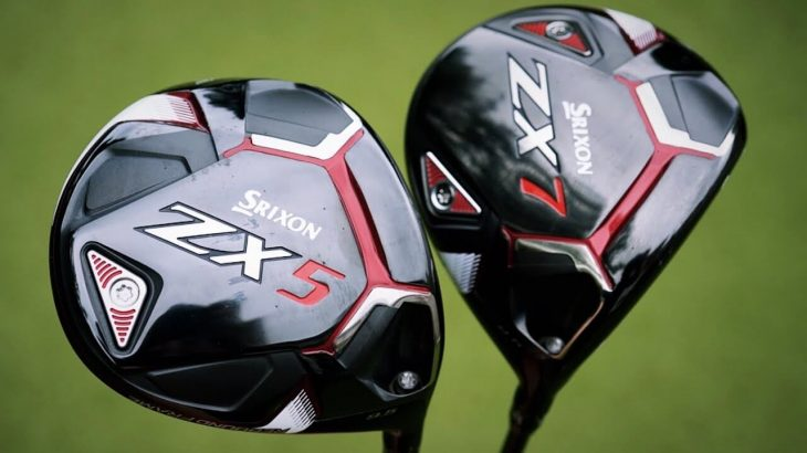 SRIXON GOLF ZX5 DRIVER AND ZX7 DRIVER REVIEW|Mark Crossfield