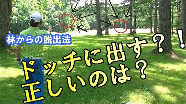 林の中に入ってもスコア崩さない方法|「北海道リバーヒルゴルフ倶楽部」でラウンドしながら解説|HARADAGOLF 原田修平プロ