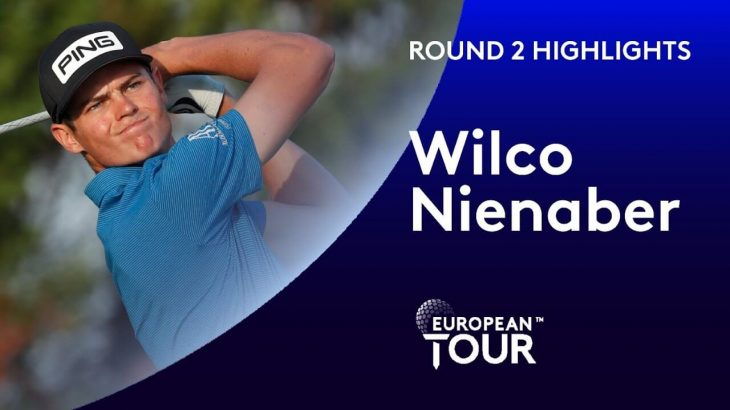 Wilco Nienaber(ウィルコ・ニナベール) Highlights|Round 2|Portugal Masters 2020