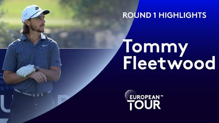 Tommy Fleetwood(トミー・フリートウッド) Highlights|Round 1|Portugal Masters 2020