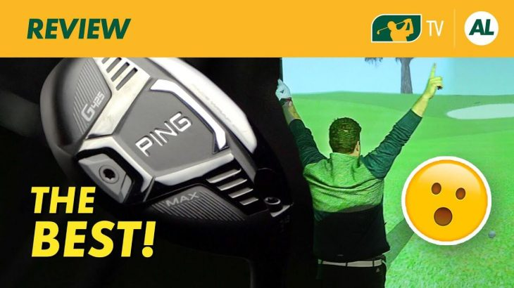 PING G425 MAX Fairway Wood Review|Alex Etches – GolfBox TV