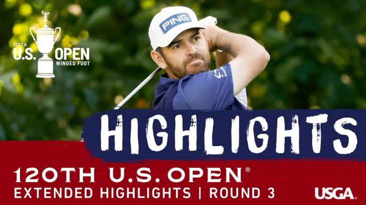 Extended Tournament Highlights|Round 3|2020 U.S. Open Championship