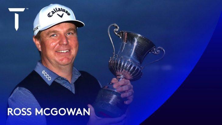 Ross McGowan(ロス・マクゴーワン) Winning Highlights|Final Round|2020 Italian Open