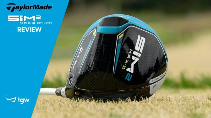 TaylorMade SIM2 MAX-D Driver Review|TGW – The Golf Warehouse