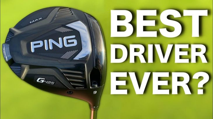 PING G425 DRIVERS (LST、SFT、MAX) REVIEW|Rick Shiels Golf