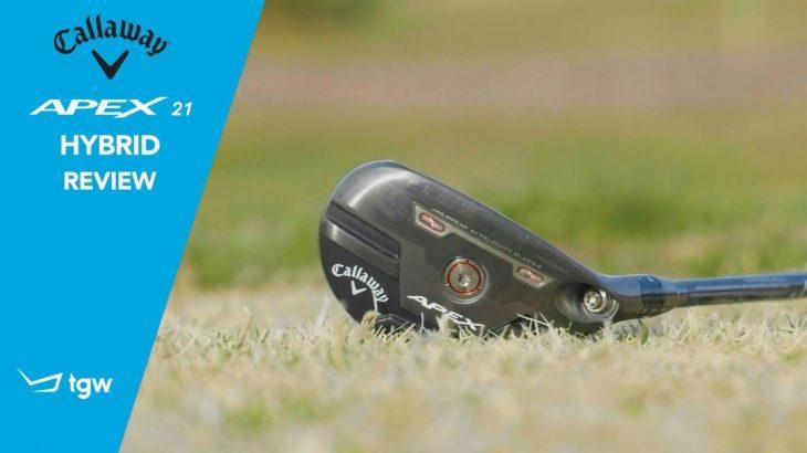 Callaway APEX Hybrid 2021 Review|TGW – The Golf Warehouse
