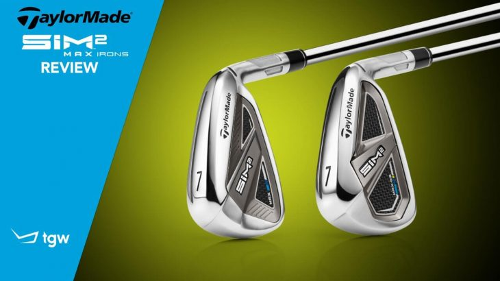 TaylorMade SIM2 MAX and SIM2 MAX OS Irons Review|TGW – The Golf Warehouse