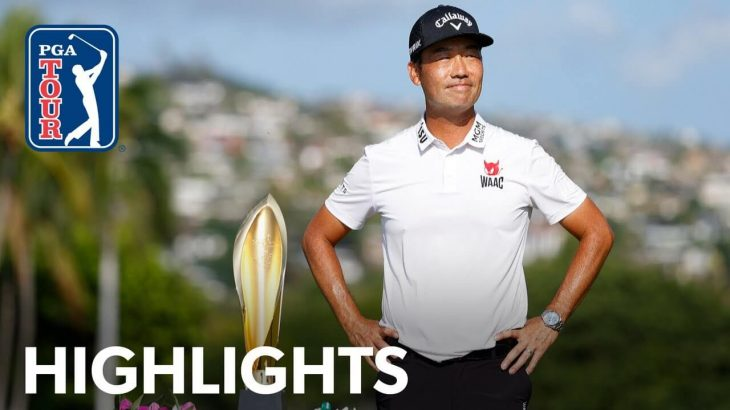 Kevin Na(ケビン・ナ) Winning Highlights|Sony Open 2021