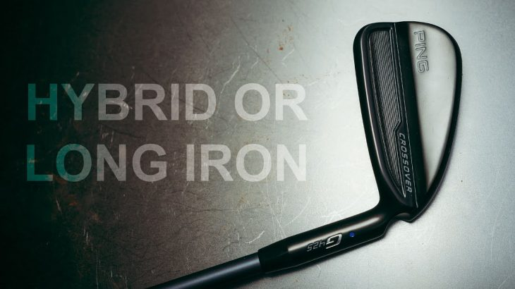 PING G425 CROSSOVER Review Mark Crossfield