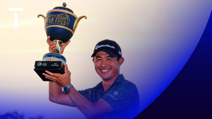 Collin Morikawa(コリン・モリカワ) Winning Highlights|WGC-Workday Championship 2021