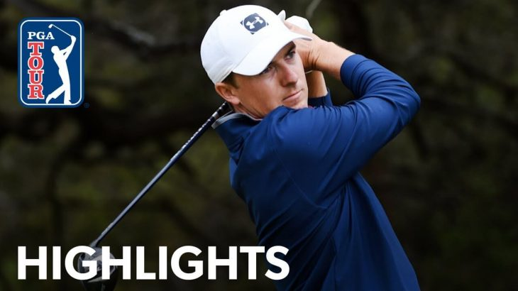 Jordan Spieth(ジョーダン・スピース) Highlights|Round 3|Valero Texas Open 2021