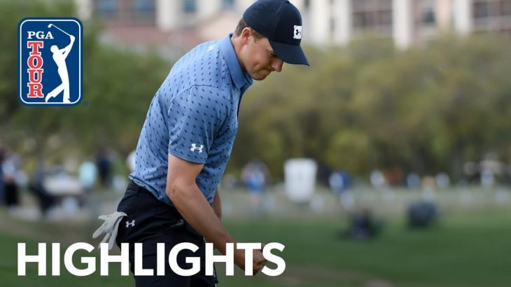 Jordan Spieth(ジョーダン・スピース) Winning Highlights|Valero Texas Open 2021