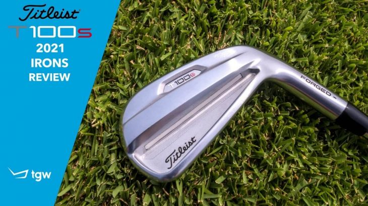 Titleist T100-S Irons 2021 Review|TGW – The Golf Warehouse