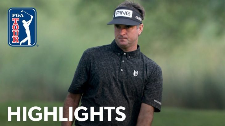 Bubba Watson(バッバ・ワトソン) Highlights|Round 2|3M Open 2021