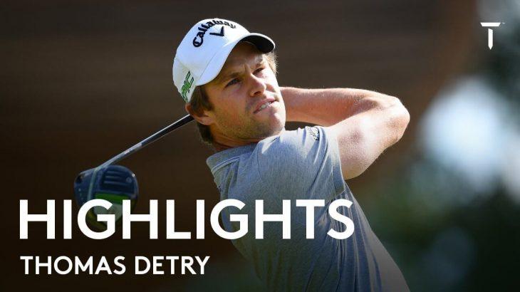 Thomas Detry(トーマス・デトリー) Highlights|Round 1|2021 Dutch Open