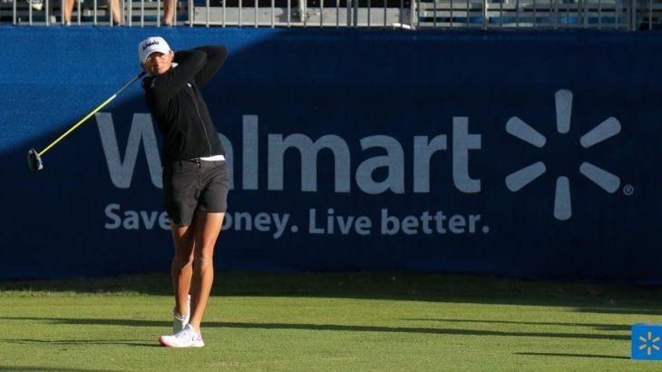 Stacy Lewis(ステイシー・ルイス) Highlights|Round 1|Walmart NW Arkansas Championship 2021