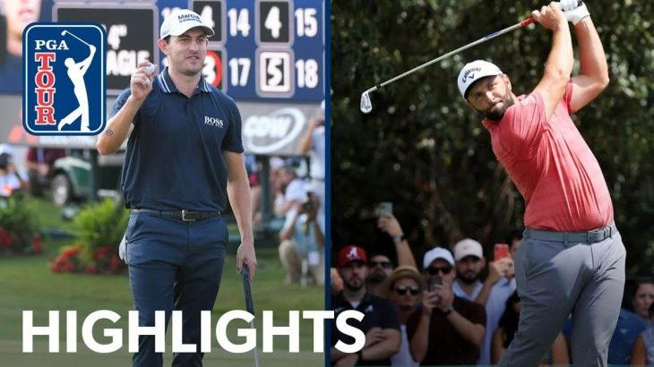 All the best shots|the TOUR Champonship 2021