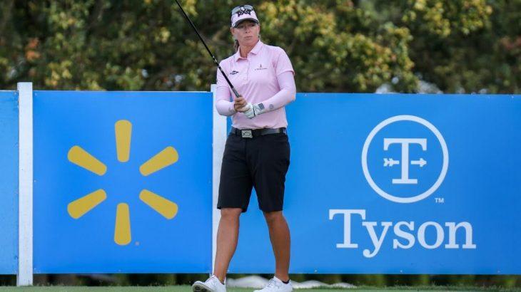 Katherine Kirk(キャサリン・カーク) Highlights|Round 1|Walmart NW Arkansas Championship 2021