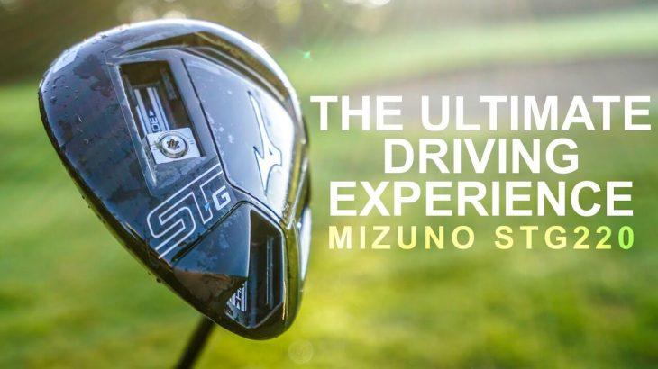 MIZUNO ST-G 220 DRIVER REVIEW|Mark Crossfield