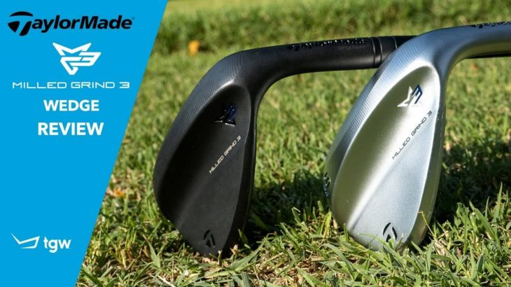TaylorMade Milled Grind 3 Wedge Review|TGW – The Golf Warehouse